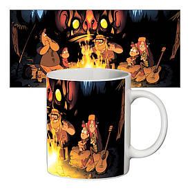 Чашка с принтом 63402 Gravity Falls #2