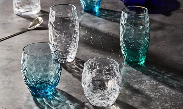 Стакан низкий Bormioli Rocco Rocco Oriente прозрачная 400мл стекло