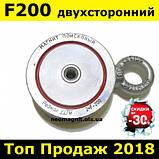 Поисковый Магнит F200*2 ⭐ РЕДМАГ Неодимовый двухсторонний  Официально Гарантия, фото 3