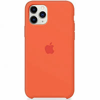 Чохол Silicone Case для Apple iPhone 11 Pro Orange
