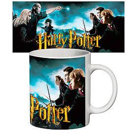Чашка з принтом 63302 Гаррі Поттер Битва за Хогвартс