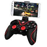 Беспроводной Геймпад S5 Джойстик Bluetooth для PC iOS Android - для смартфона, планшета, PC,, фото 9