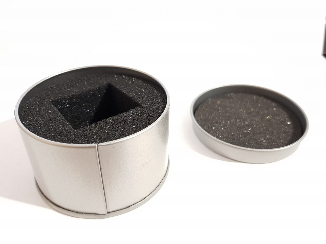 Металлическая Подарочная Коробочка для НЕОКУБА 5мм