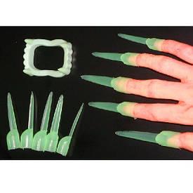 Зуби + кігті світонакоплювальні
