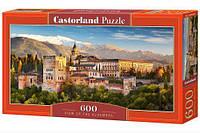 Пазл Castorland Замок 600 элементов В-060344 tsi48030, КОД: 287891