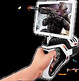 Автомат пистолет для игр дополненной виртуальной реальности AR GAME GUN для Android, iOS, фото 6