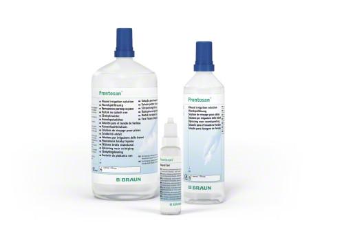 Пронтосан(Prontosan) для лечения ран и ожогов