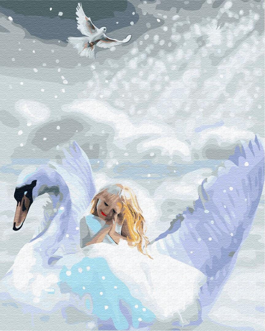 Картина по номерам Brushme Крылатые мечты