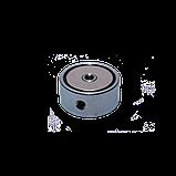 Поисковый магнит F-80х2 Пират двухсторонний + ТРОС 🎁, фото 3