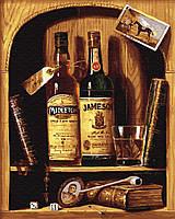Картина по номерам Brushme Подарочный набор