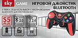 S5 PLUS NEW Беспроводной Геймпад Gen Game Джойстик Bluetooth для PC iOS Android - для смартфона, PC, Smart TV, фото 2