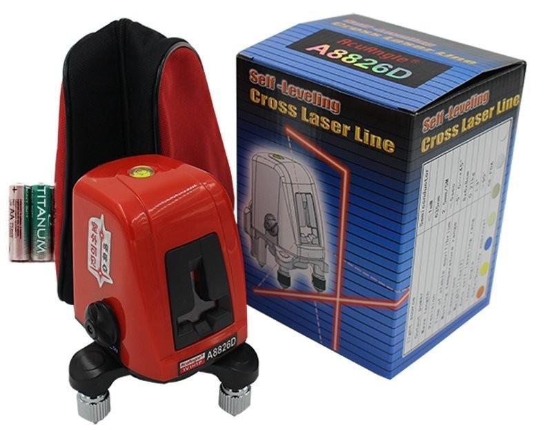 Acuangle A8826D АК435 2 лінії лазерний рівень