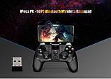 IPEGA PG-9076 + адаптер Batman Геймпад Джойстик Bluetooth для PC iOS Android - для PUBG mobile, WOT Blitz, фото 5