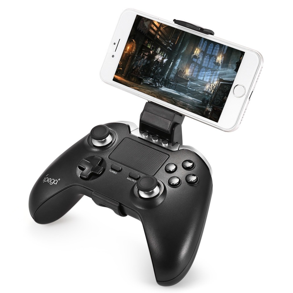 IPEGA PG-9069 з Тачпадом і Вібро Геймпад Джойстик Bluetooth для PC iOS Android - для PUBG, Fornite
