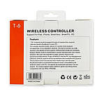 Беспроводной Геймпад Terios T-6 Джойстик + крепление Bluetooth для PC iOS Android для смартфона, PC, Smart TV, фото 4