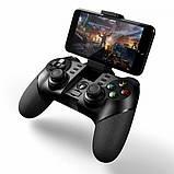 Беспроводной Геймпад Джойстик Bluetooth ZM-X6 + держатель для смартфона - для PC iOS Android Smart TV, фото 7