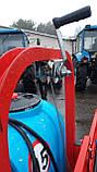 Опрыскиватель навесной Jar-Met 600л./14м. (плавающий механизм) Польша, фото 5