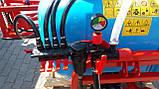 Опрыскиватель навесной Jar-Met 800л./14м. (плавающий механизм) Польша, фото 6