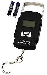 Портативний кантер електронний 50кг WH-A08 (Чорний)