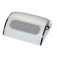 Вытяжка для маникюра с таймером, Simei 858-5 на две руки,3 вентилятора (40 W) BP