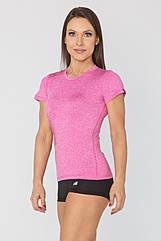 Жіноча спортивна футболка Radical Capri SG L Рожева r0838, КОД: 1191857