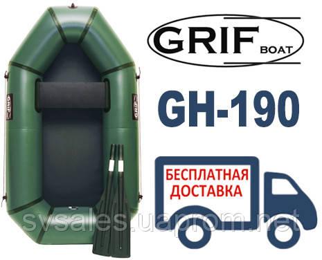 Grif GH-190 лодка 1-местная