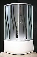 Душевая кабина Sunlight 7125-06 90х90x200 см Узор, КОД: 1371070