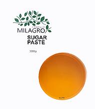 Сахарная паста для шугаринга Milagro Средней жесткости 3000 г n-164, КОД: 1624046