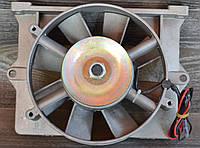 Вентилятор в сборе с генератором 180N 8 л.с. Zarya 344, КОД: 2382723