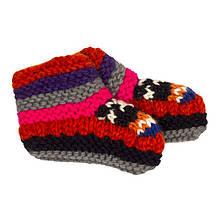 Тапочки-носки детские Kathmandu Жанэ М 16-18 Разноцветный 24938, КОД: 1571533