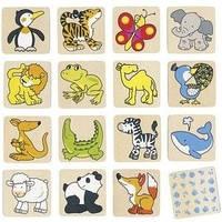 Игра мемо goki Жители зоопарка 56700, КОД: 2438648