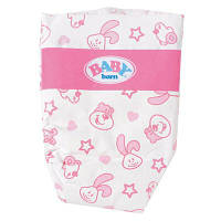 Подгузники Zapf для куклы Baby Born 5 шт 826508, КОД: 2426711
