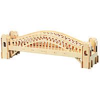 Игрушка из дерева Мир деревянных игрушек 3D пазл Сиднейский мост П079, КОД: 2436661