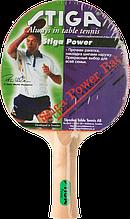 Ракетка для настольного тенниса Stiga Power hubKrfB16281, КОД: 1711377