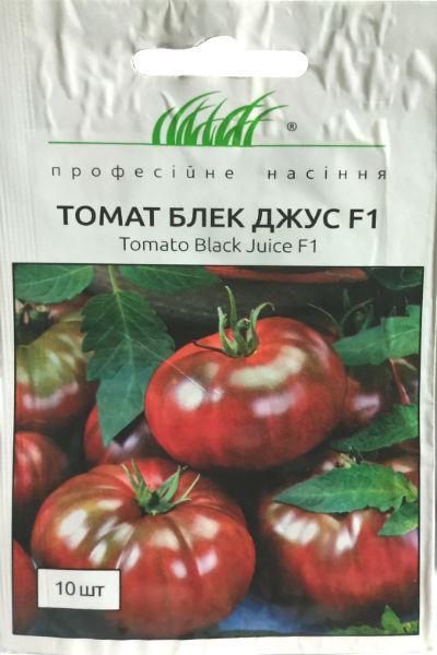 Семена помидора Блэк Джус F1 10 шт. детерминантный Dorsing Seeds
