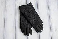 Жіночі рукавиці в язка