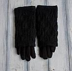 Жіночі рукавиці в'язка, фото 5