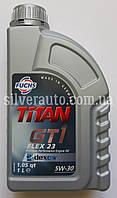 Моторне масло FUCHS TITAN GT1 FLEX 23 5W-30 1л., фото 1