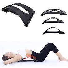 Тренажер мостик для растяжки спины и снятия нагрузки с позвоночника, Magic Back, корректор осанки