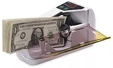 Счетчик банкнот Bill Connting V30, ручной аппарат для счета денег, счетчик банкнот, счетная машинка!, фото 2