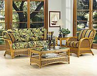 Комплект мягкой мебели Пеликан CRUZO Коричневый kp5811, КОД: 2355569