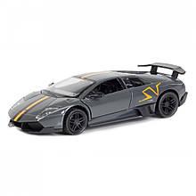 Автомодель Uni-Fortune Lamborghini Murcielago черный 554997CN, КОД: 2431109