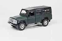 Автомодель Uni-Fortune Land Rover Defender зеленая матовая серия 554006МС, КОД: 2431659