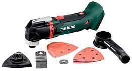 Аккумуляторный мультитул Metabo MT 18 LTX без АКБ + набор оснастки 613021890, КОД: 2403644