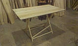 Стол раскладной для торговли или пикника 70х100 см туристический, фото 6