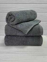 Махровое полотенце для лица, 50*90 см