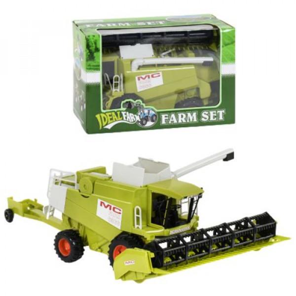 """Машинка-комбайн """"Farm Set"""" 6366"""