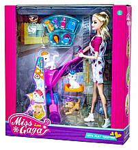 Набор кукла с питомцами Miss Gaga 51806, КОД: 1860149