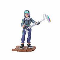 Игровая коллекционная фигурка Jazwares Fortnite Solo Mode Teknique Фортнайт Техник FNT0015, КОД: 2430031