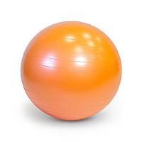 Фитбол мяч для фитнеса усиленный Profit 0383 75 см Orange 007308, КОД: 2350834